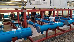 Foto de Sistema de tuberías Niron en el Supercomputing Center Barcelona