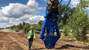 Foto de La empresa rusa Crush Mash disfruta de las ventajas de la imponente cizalla CD042BF de Arden Equipment