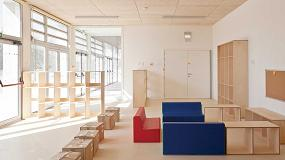 Foto de Uin2 en la Escuela infantil del Liceo Francés en Madrid