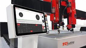 Foto de Máquinas de corte por agua waterjet TCIcutting, la solución perfecta para el sector aeronáutico