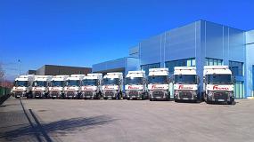 Foto de Renault Trucks entrega nuevas unidades de la Gama T a Friursa