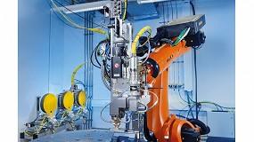 Foto de Producción aditiva híbrida de grandes componentes mediante LMD, el proyecto 'ProLMD' financiado por el BMBF