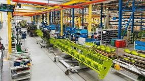Foto de Claas reinicia la actividad en la mayoría de sus fábricas de maquinaria