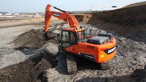 Foto de Las excavadoras de orugas Doosan, galardonadas con los premios LCO y HRV 2020