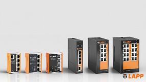 Foto de Lapp lanza los nuevos switches Etherline Access para altas velocidades de transmisión