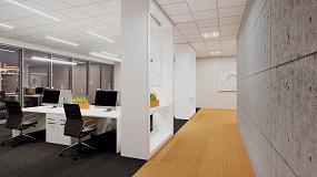 Foto de Ledvance presenta el nuevo Panel 1200 Direct / Indirect para oficinas
