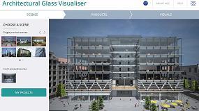 Foto de AGC desarrolla AGV, su nuevo Visualizador de Vidrio Arquitectónico