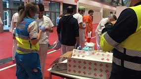 Foto de RS Components ayuda al hospital de campaña de Ifema con material de protección individual