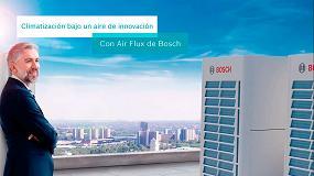 Foto de Air Flux, nuevo sistema VRF de Bosch