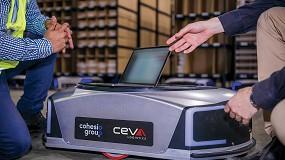 Foto de CEVA Logistics despliega Robots Móviles Automatizados en su centro de Melbourne