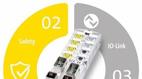 Foto de MVK Fusion: IO Estándar, seguridad e IO-Link en un solo dispositivo