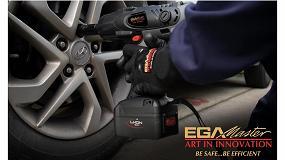 Foto de Nueva llave de impacto a batería de EGA Master