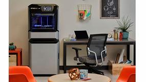 Foto de Stratasys presenta J55, su nueva impresora 3D pensada para diseñadores y adecuada para oficinas
