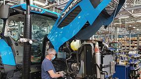 """Foto de Argo Tractors retoma la producción y apela al """"sentido de responsabilidad"""""""