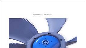 Foto de Ventiladores axiais com motor de rotor externo (catálogo)