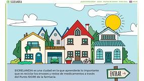 Foto de La web educativa SigreLandia, un recurso didáctico para alumnos de Educación Primaria durante el confinamiento