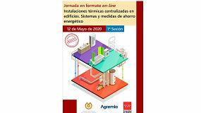 Foto de Fenercom organiza la jornada on-line 'Instalaciones térmicas centralizadas en edificios. Sistemas y medidas de ahorro energético'