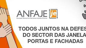 Foto de Janelas, portas e fachadas: ANFAJE apoia empresas do setor