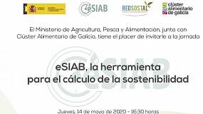 Foto de El MAPA organiza una jornada sobre eSIAB, la herramienta para el cálculo de la sostenibilidad