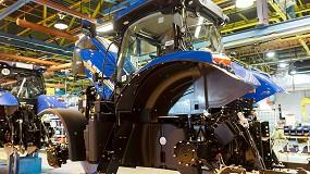 Foto de Dos tercios de los centros productivos de CNH Industrial están ya operativos
