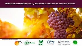 Foto de Éxito de participación en el I Seminario Digital sobre Uva y Vino organizado por la revista Tierras