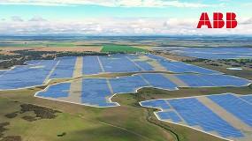 Foto de ABB suministra soluciones de baja tensión para gestionar la energía limpia producida en nuevos parques solares