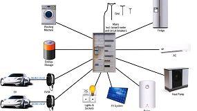 Foto de KNX IoT facilita a gestão inteligente das cargas elétricas e da eletromobilidade