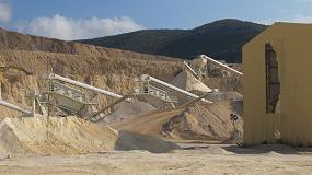 Foto de La minería valenciana no ha dejado de suministrar las materias para las obras urgentes de las infraestructuras sanitarias