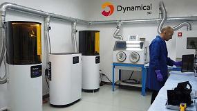 Foto de Dynamical 3D: soluciones 3D en la lucha contra el COVID-19