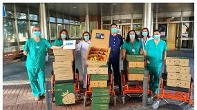 Foto de Röhm brinda su solidaridad a los hospitales de Madrid