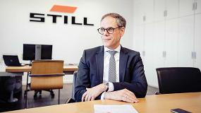 Foto de Entrevista a Henry Puhl, CEO de STILL en el área EMEA