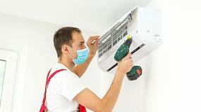 Foto de Area publica una guía técnica de actuación frente al COVID-19 en sistemas de climatización