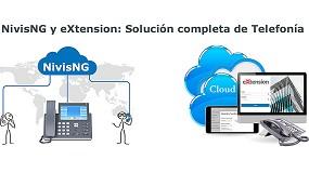 Foto de Webinar de Alea para presentar NivisNG y eXtension