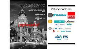 Foto de Se aplaza CRC Madrid 2020, la Conferencia de Capítulos de Ashrae de la Región XIV de Europa