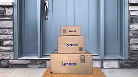 Foto de Lyreco presenta un nuevo servicio de alta online y celebra el éxito del envío a domicilio