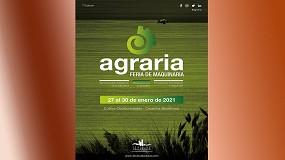 Foto de Feria de Valladolid anuncia la séptima edición de Agraria del 27 al 30 de enero de 2021