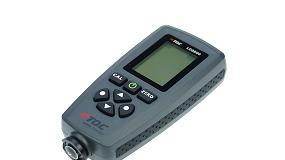 Foto de Medidor de espessuras TQC LD0800 (ficha de produto)