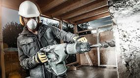 Foto de Martillos AC con tecnología brushless de HiKOKI: mayor eficiencia y comodidad en el trabajo