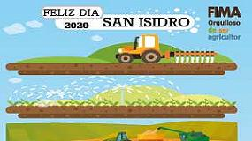Foto de FIMA homenajea a los agricultores en el día de San Isidro