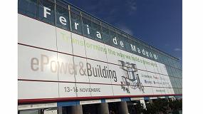 Foto de ePower&Building calienta motores de cara a su celebración de noviembre