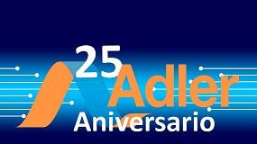 Foto de Adler celebra su 25 aniversario