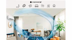 Foto de La tecnología nanoe X de Panasonic elimina alérgenos, bacterias y virus del aire interior