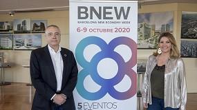 Foto de El Consorci de la Zona Franca de Barcelona lanza el evento BNEW