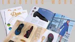 Foto de La marca de calzado laboral Dian presenta su nuevo catálogo 2020