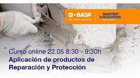 Foto de Curso online: Aplicación de productos de reparación y protección