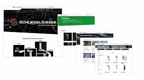 Foto de SchlegelGiesse lança a sua nova página Web