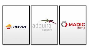 Foto de Madic Iberia, homologada por Repsol para integrarse en la red Adquira Conecta