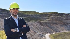 Foto de Javier Creixell, nuevo presidente de Cominroc