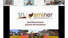 """Foto de Aminer destaca la """"fortaleza"""" de la minería metálica andaluza, con 3.200 M€ facturados en 2019"""