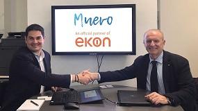 Foto de La sevillana Muevo Proyectos y Sistemas de Comunicación se incorpora al club de partners de Ekon